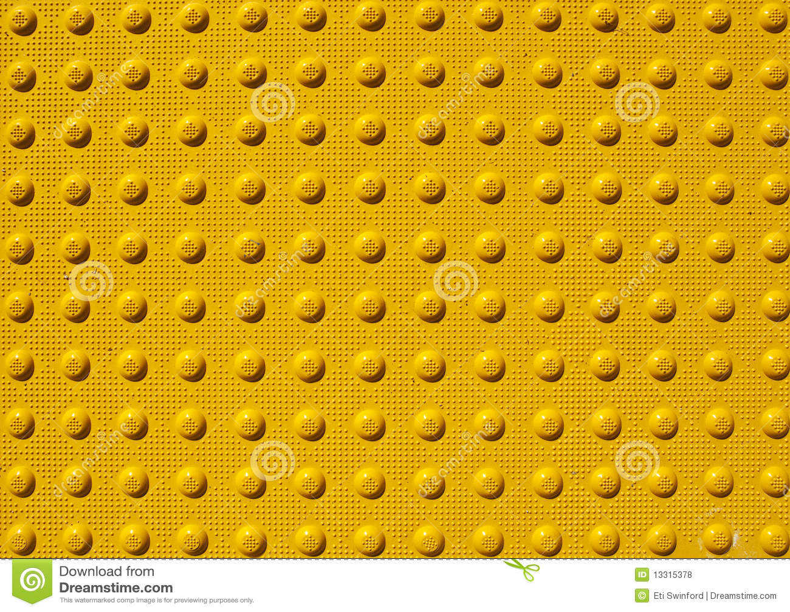 Gelbe Beschaffenheit