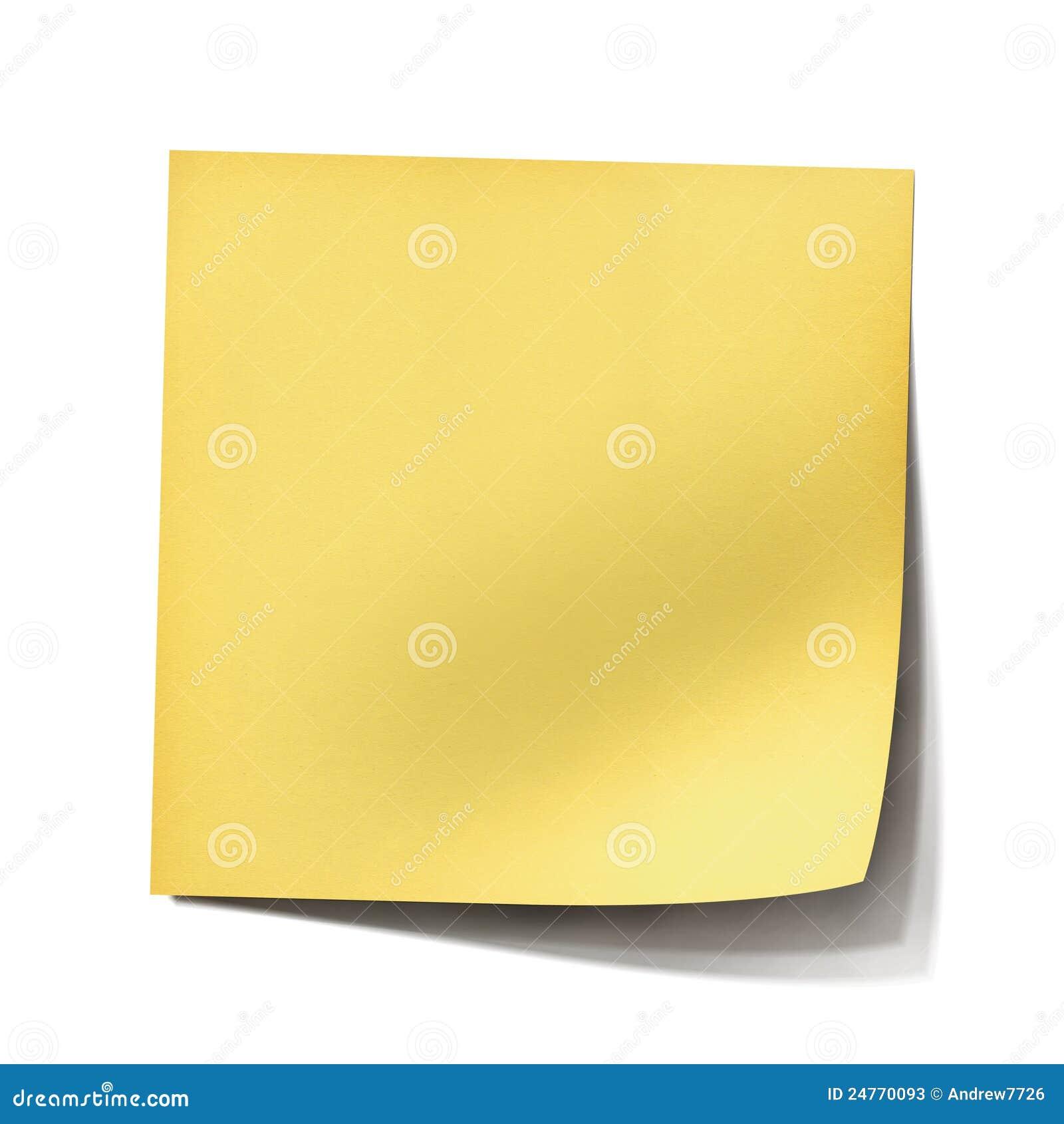 Gelbe Post