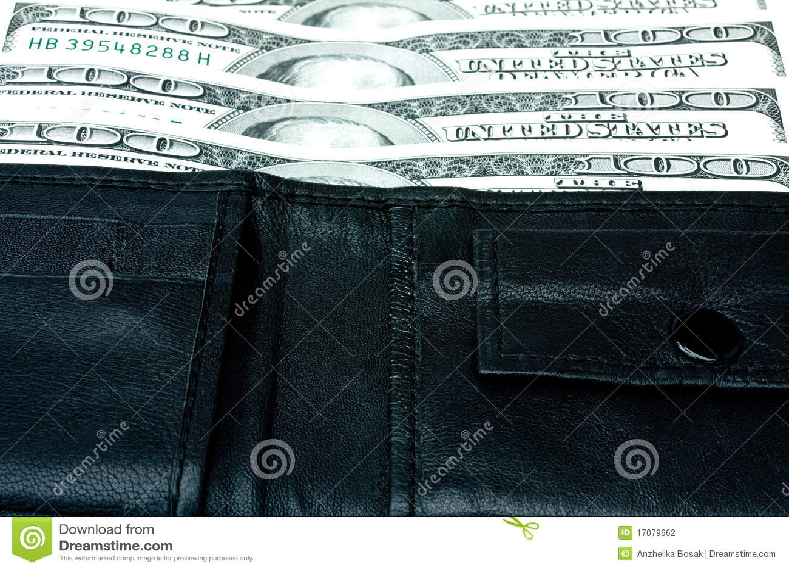 Geld in einem Fonds
