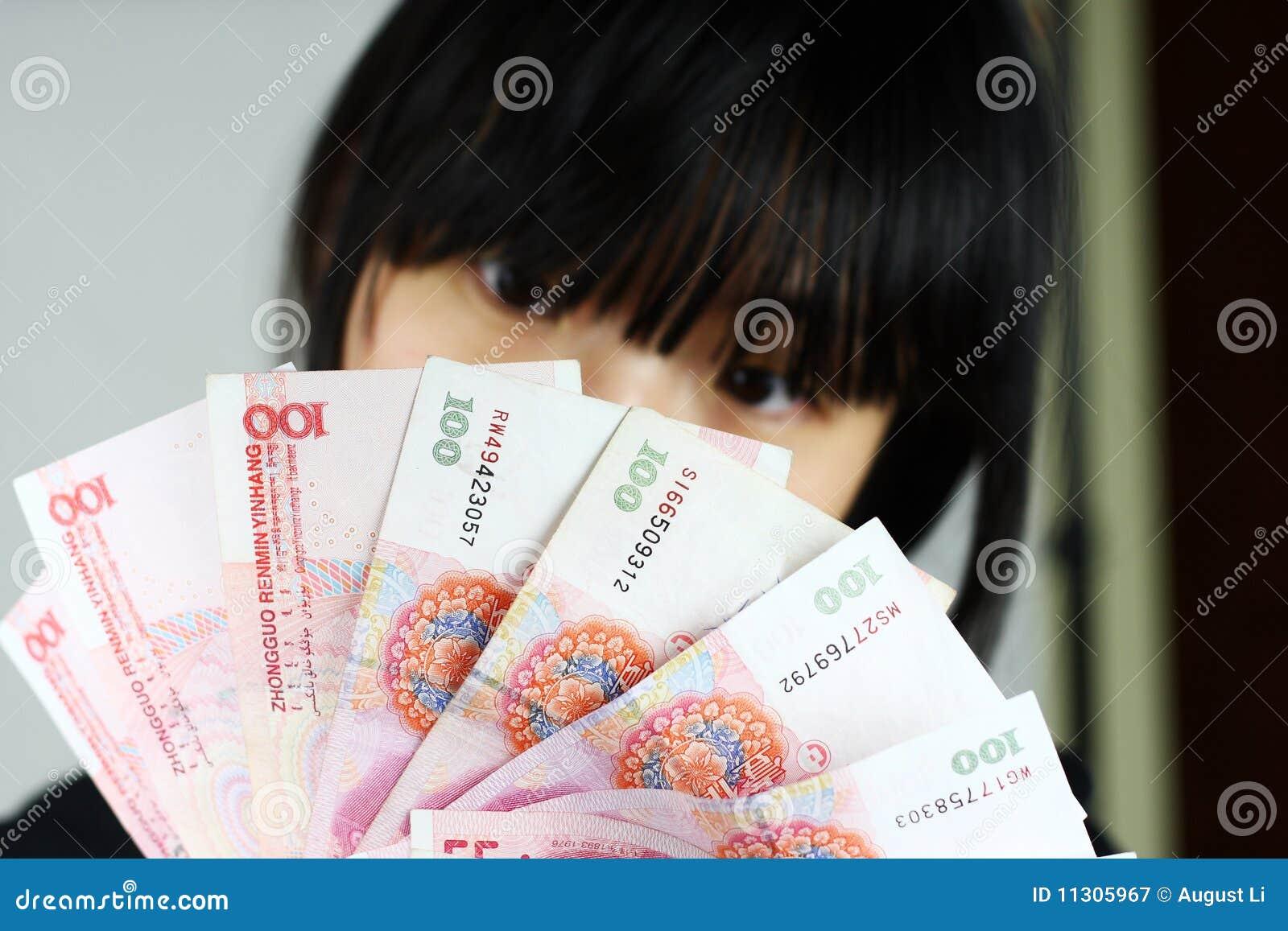 Geld und Frau