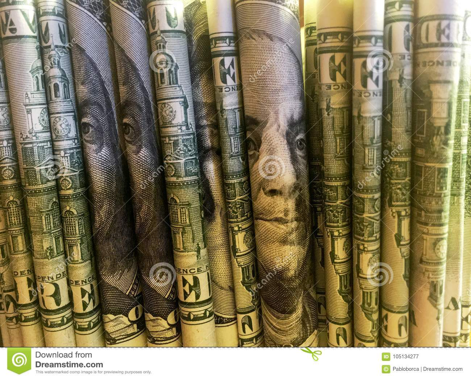 Geld - USD