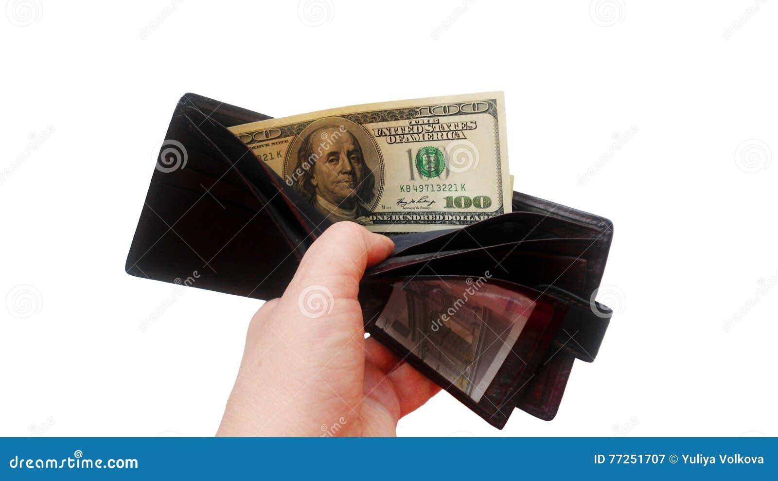 Geld in Uw Portefeuille