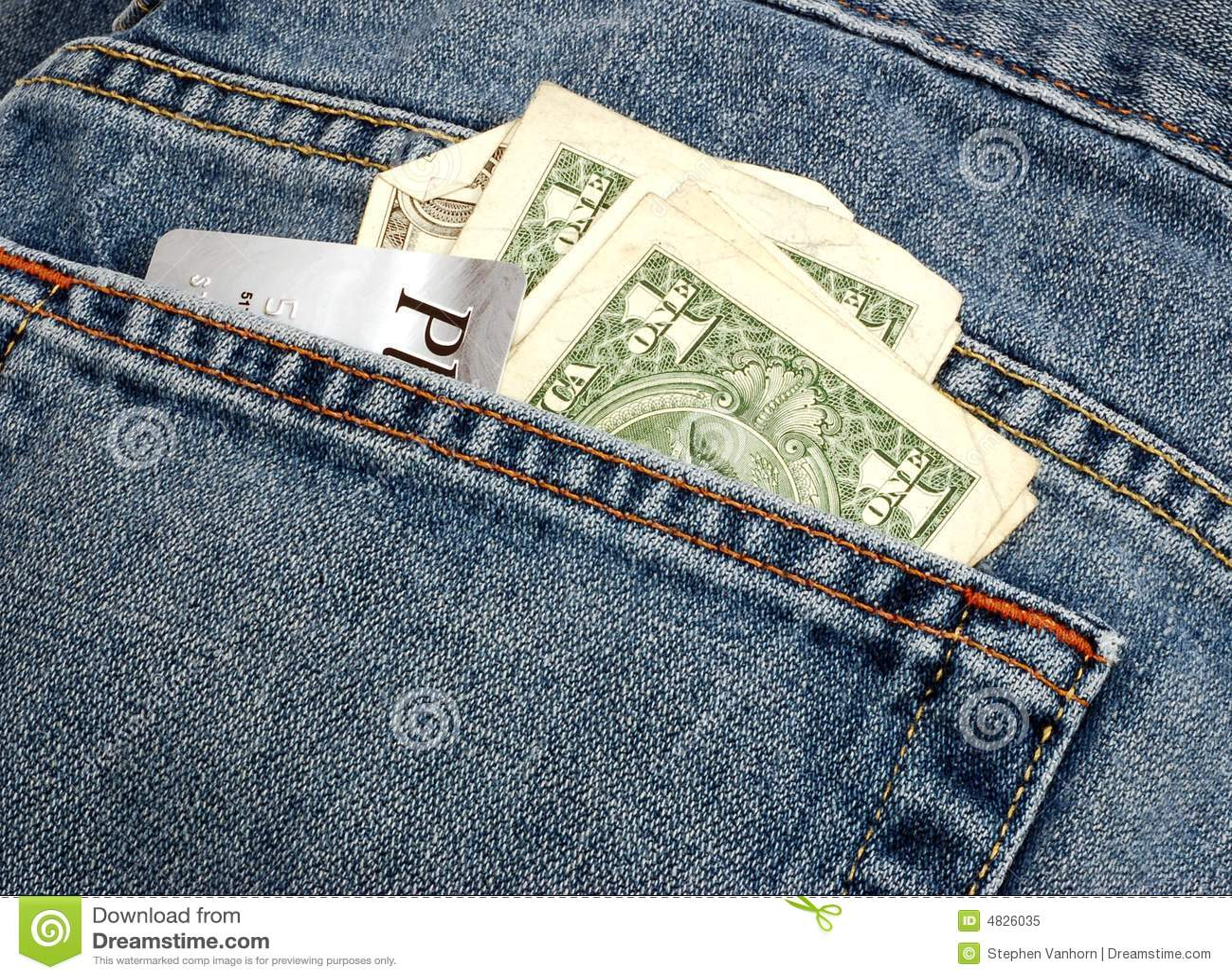 Geld in Uw Zak
