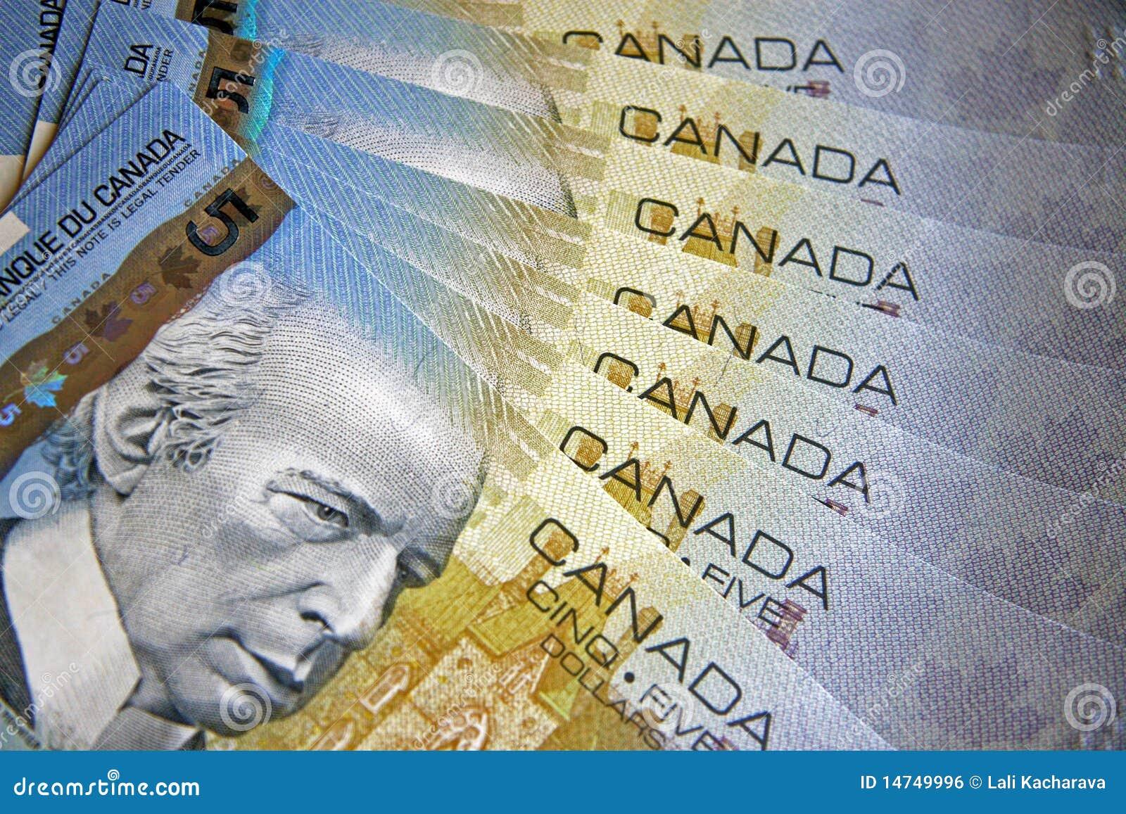Geld van Canada