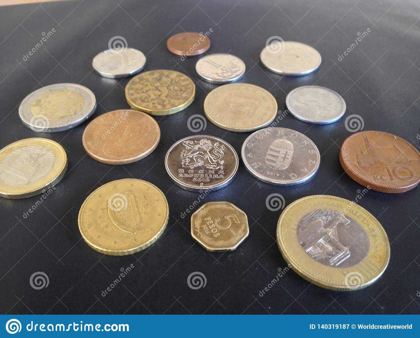 Geld 3 van de wereld