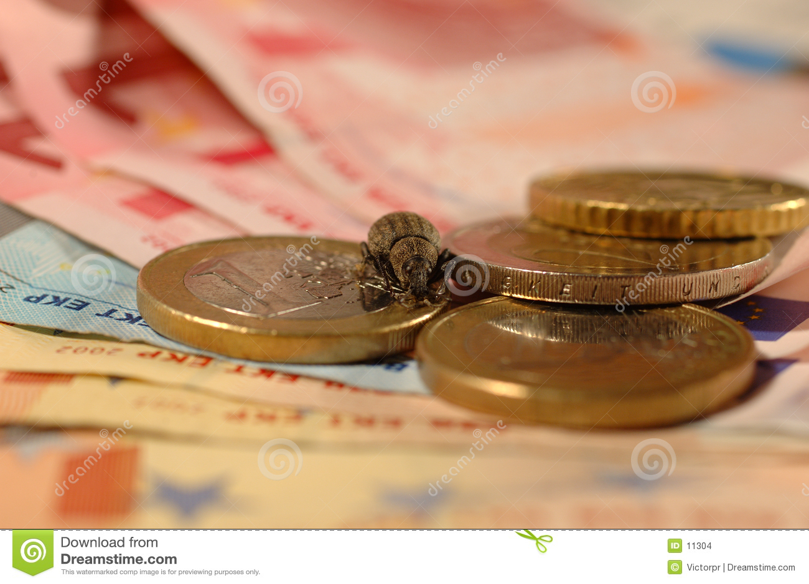 Geldprogrammfehler