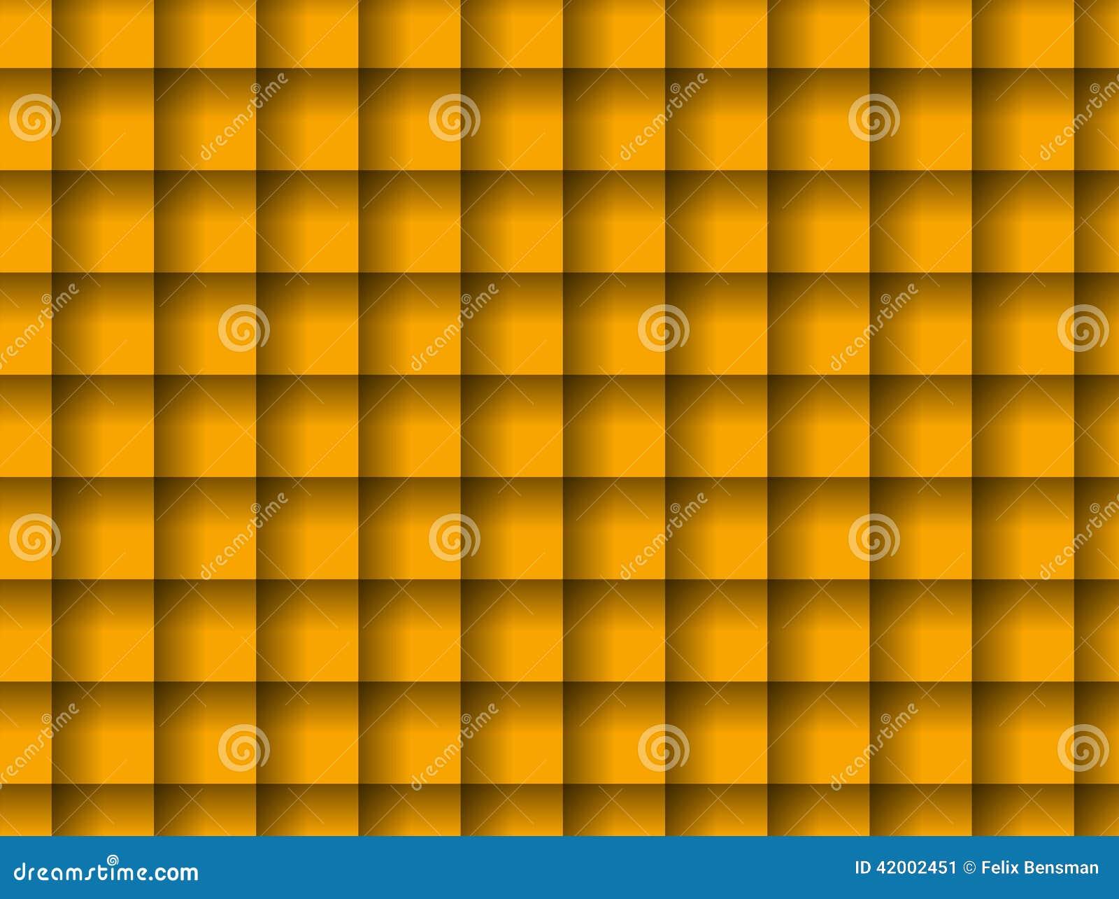 Gele geroosterde achtergrond