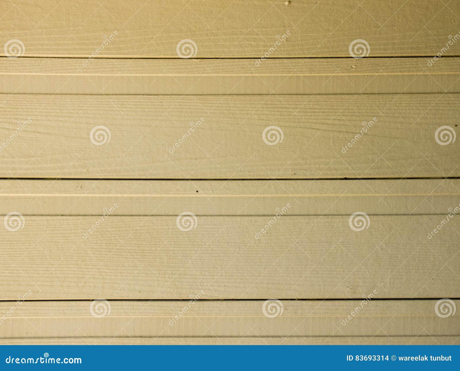 Gele houten muurachtergrond