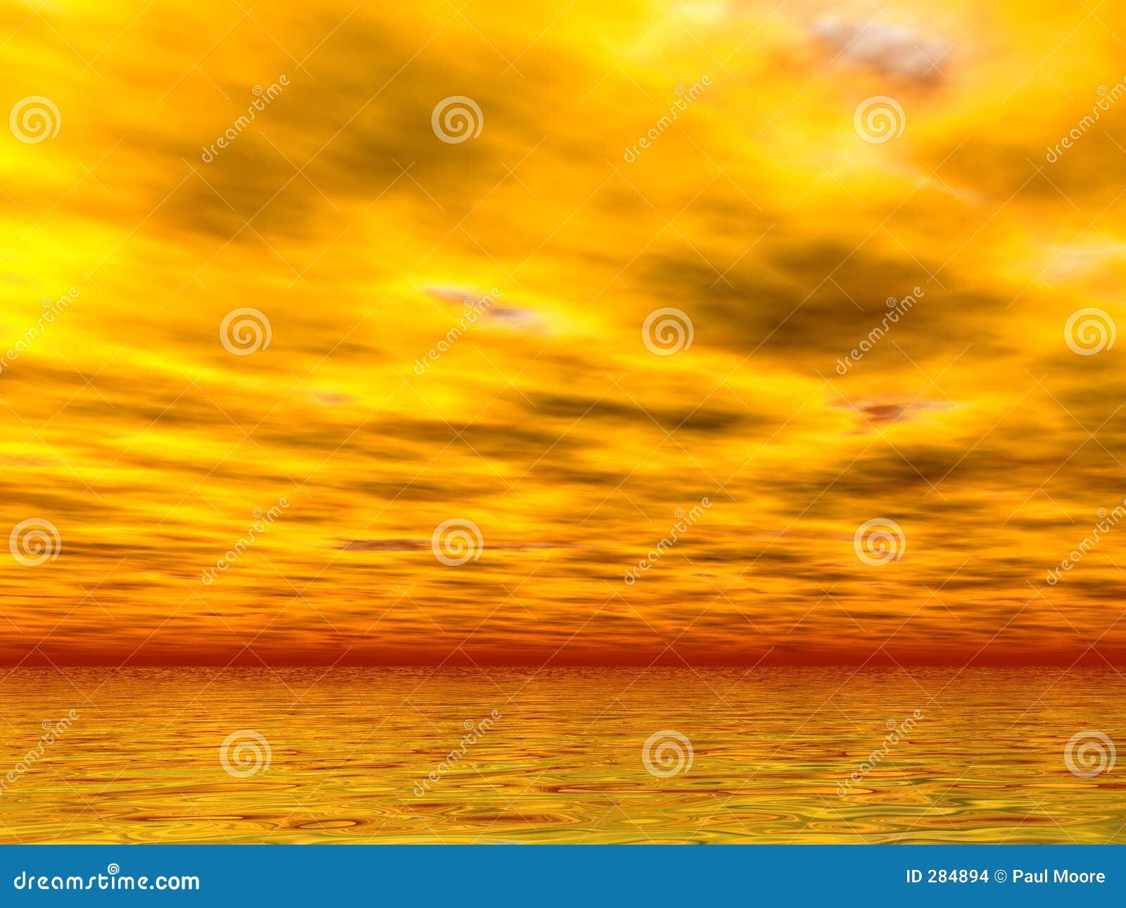 Gele Overzees en Hemelen