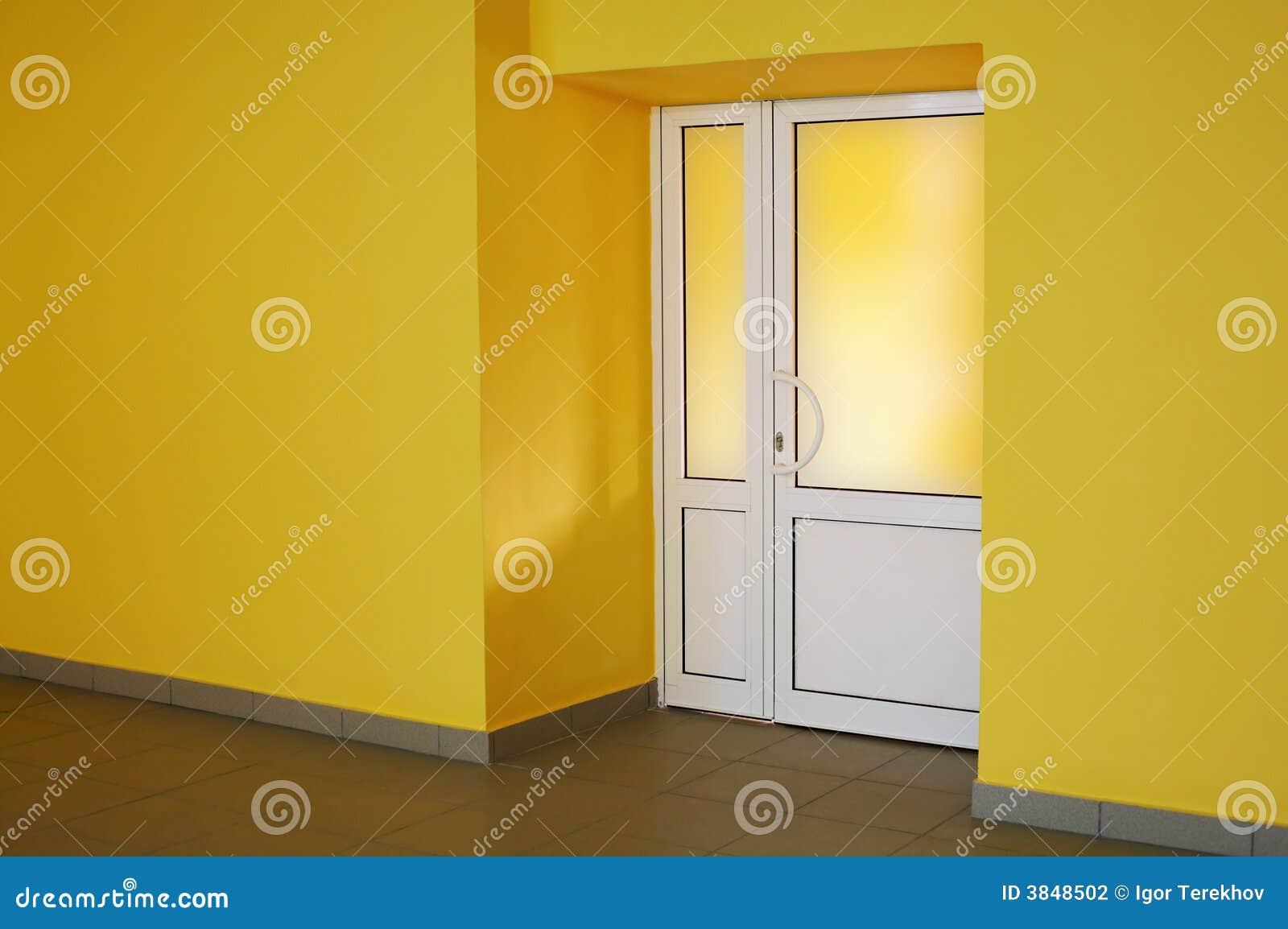 Gele ruimte