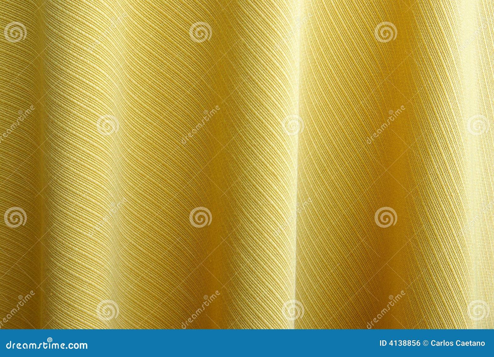Gele stof stock foto afbeelding bestaande uit vezel samenvatting 4138856 - Oosters stof ...