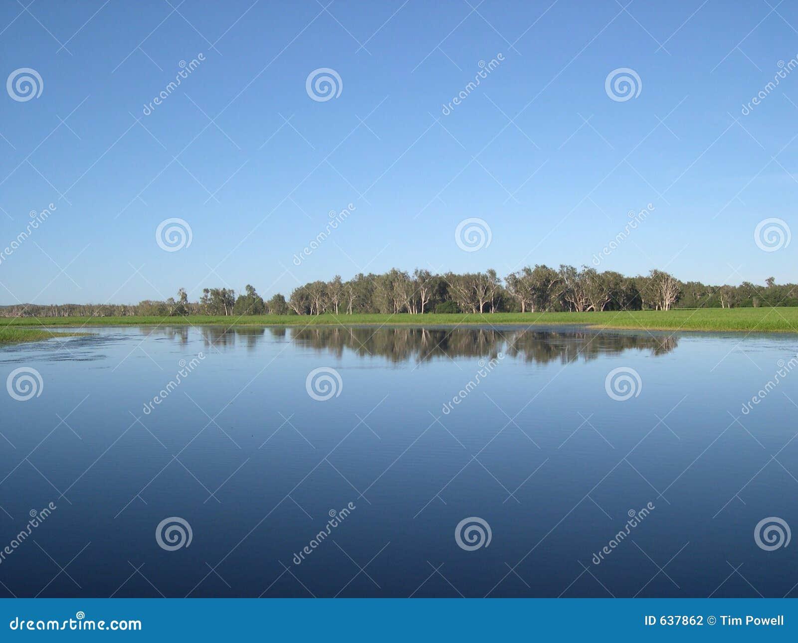Gele wateren, Australië