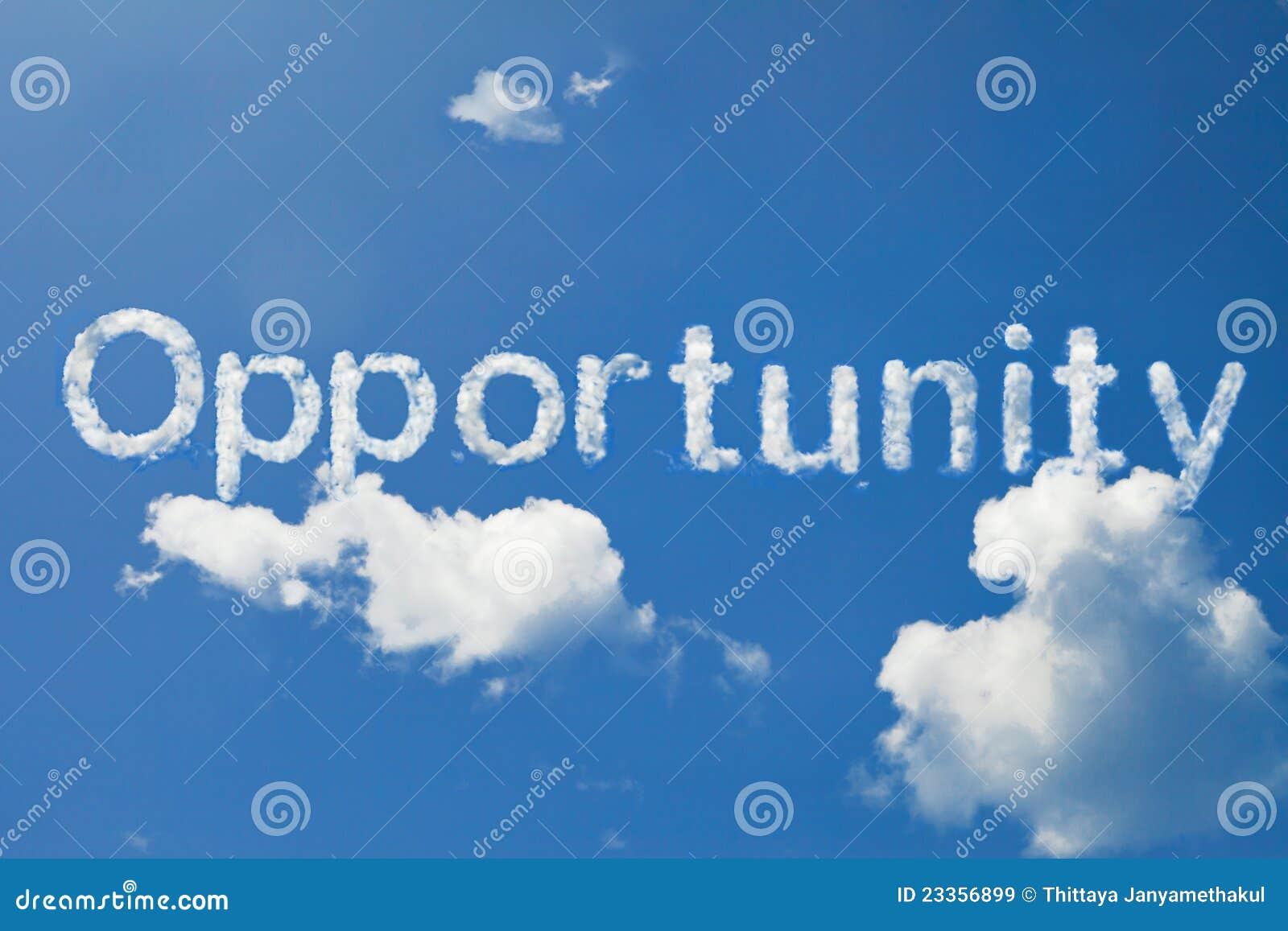 Gelegenheitswolken