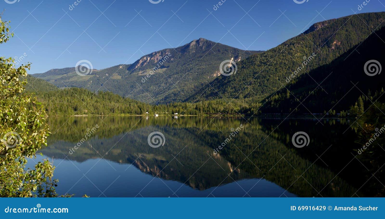 Gelegentliche Berge