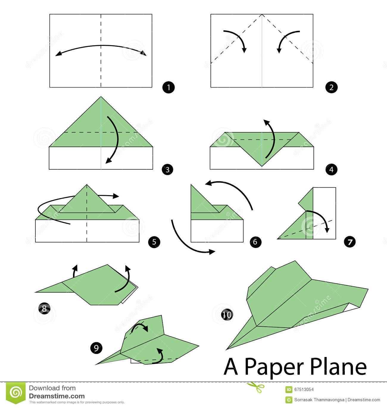 Geleidelijke Instructies Hoe Te Om Tot Origami Een ... - photo#40