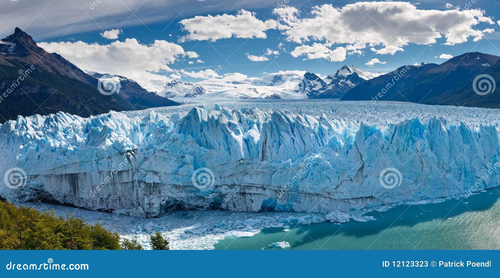 Geleira de Perito Moreno, Patagonia, Argentina