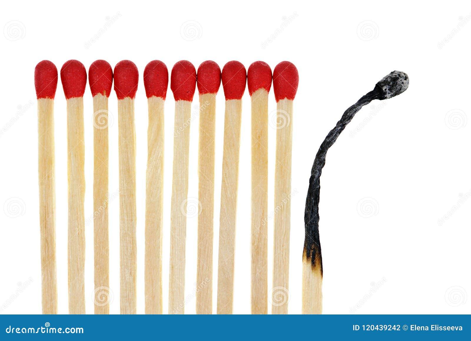Gelijken met één uit:branden