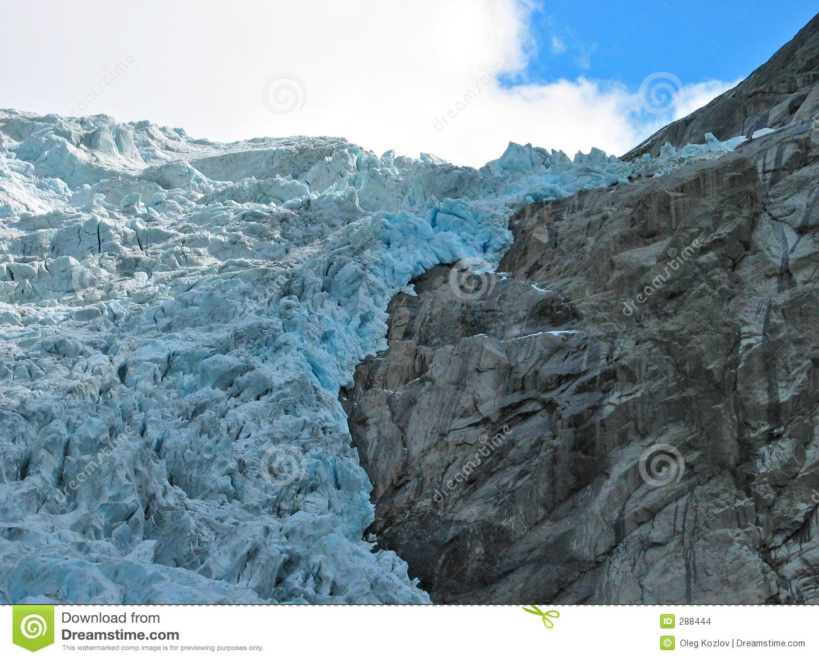 Gelo de queda