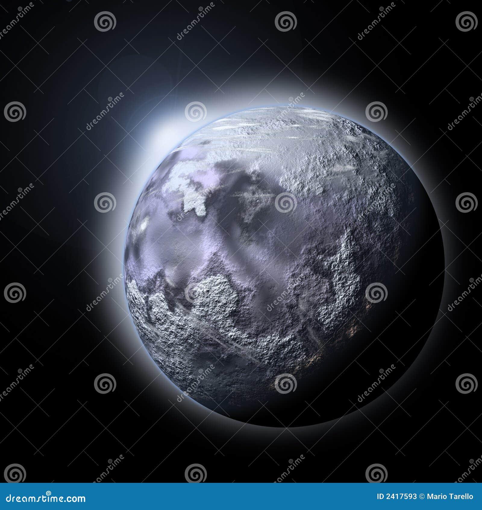 Gelo do planeta