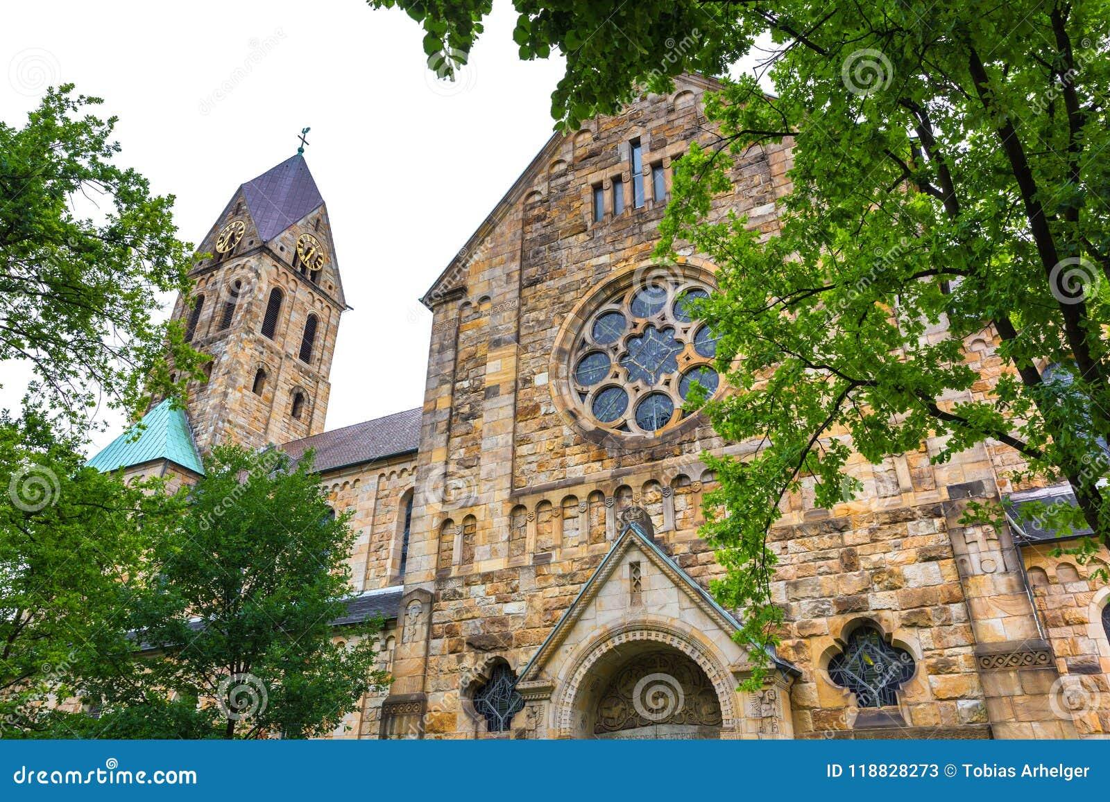 Gelsenkirchen Germany pejzaż miejski