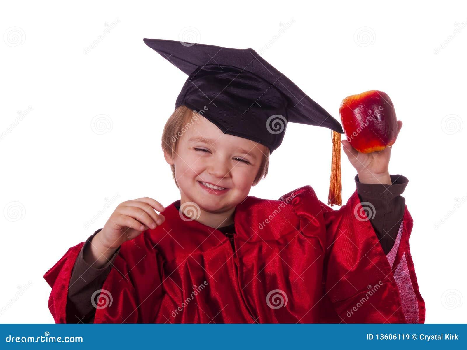Gelukkig graduatiekind
