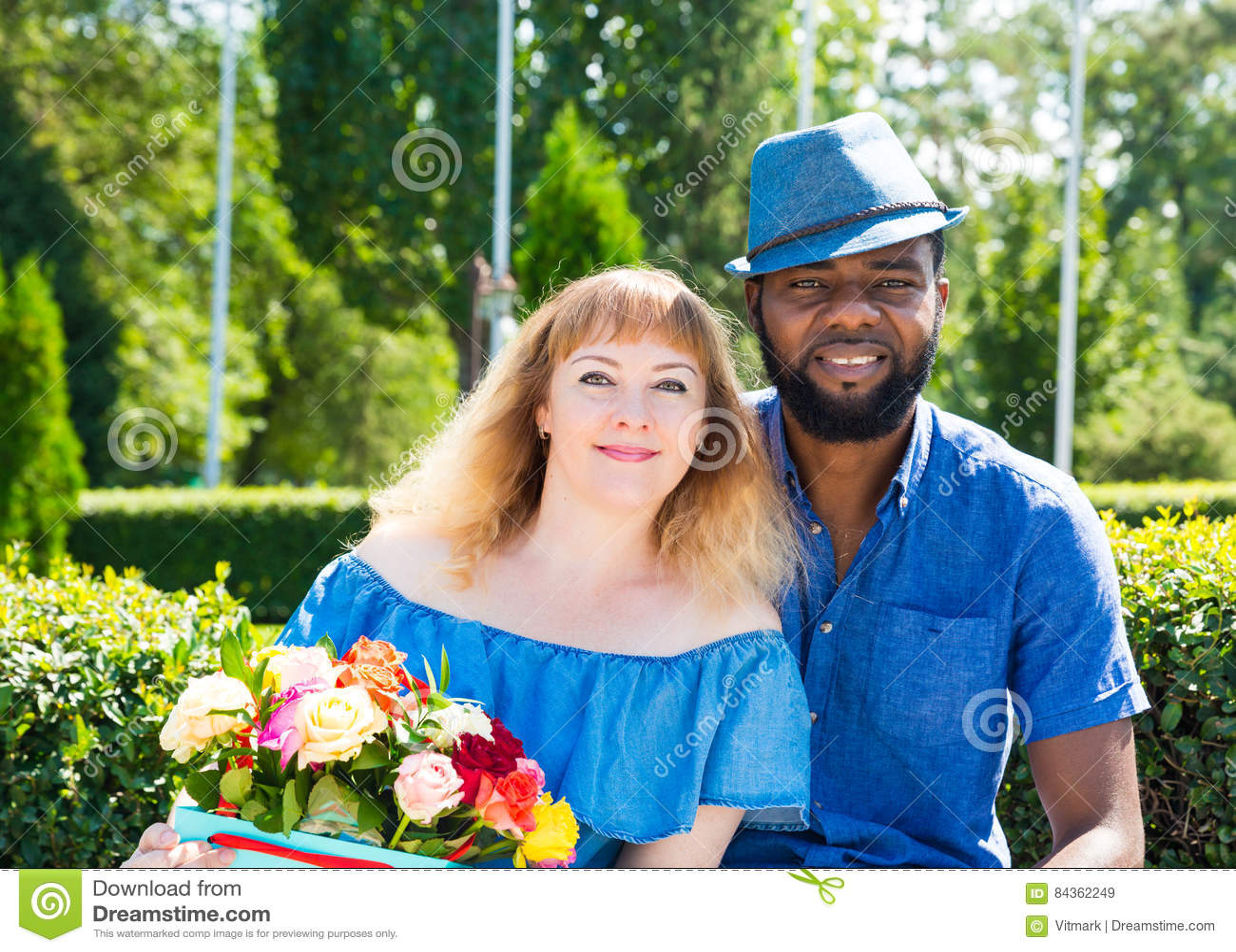 Witte dochter dating zwarte man