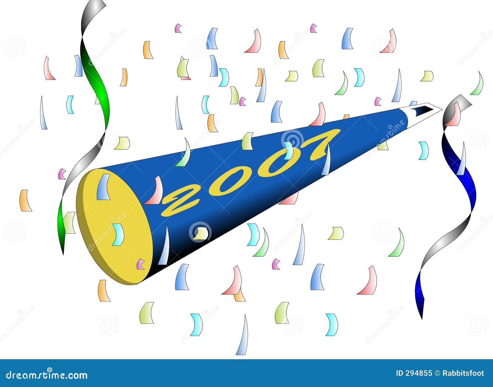 Gelukkig Nieuwjaar - 2007