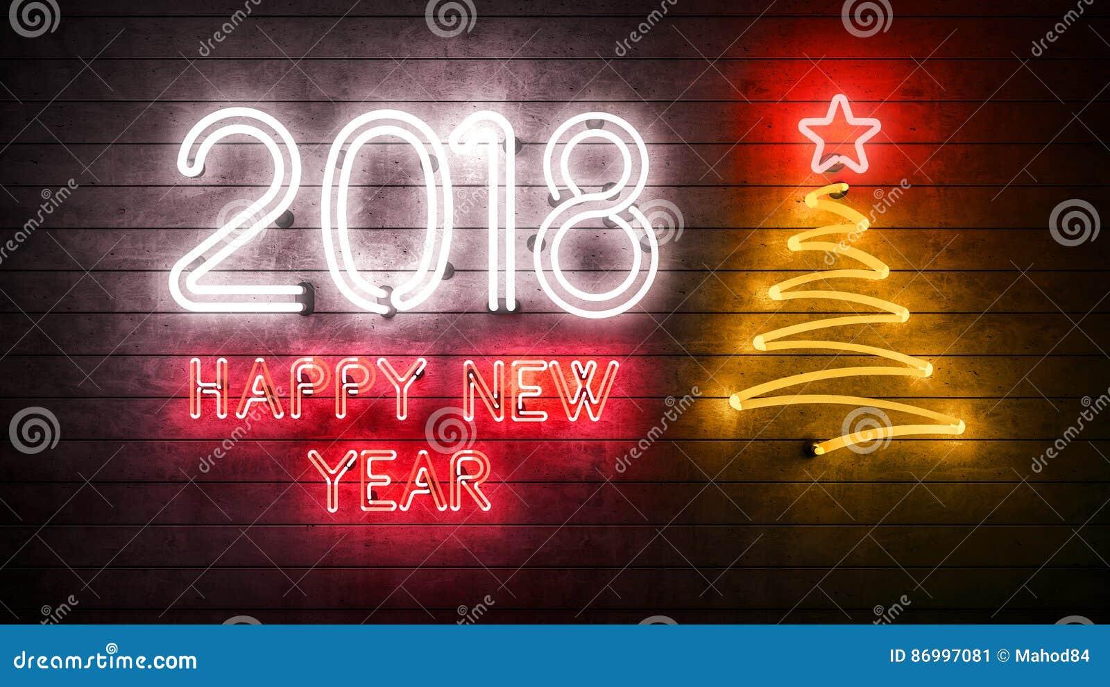 2018 Gelukkig Nieuwjaar 2018