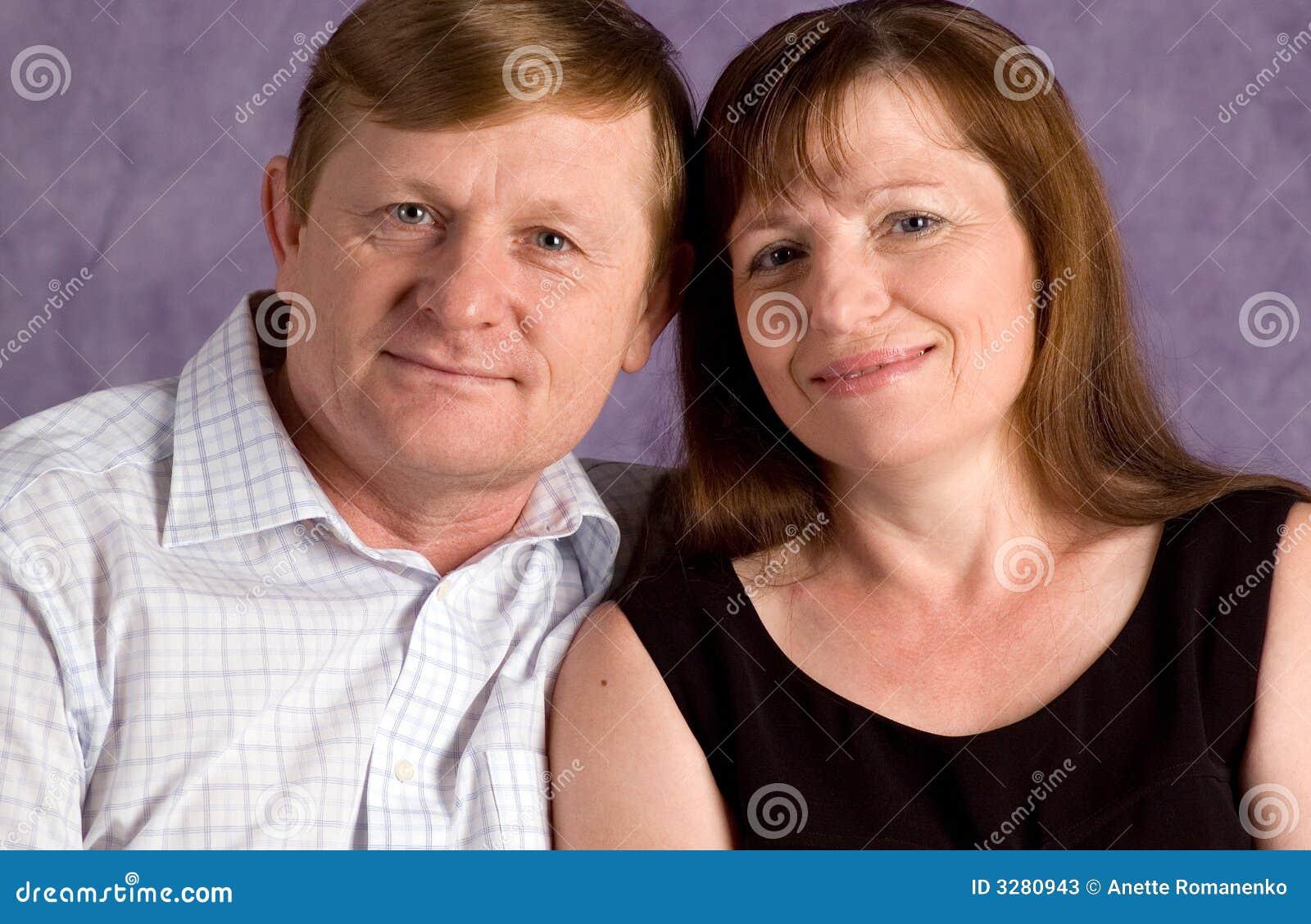 Gelukkig paar.