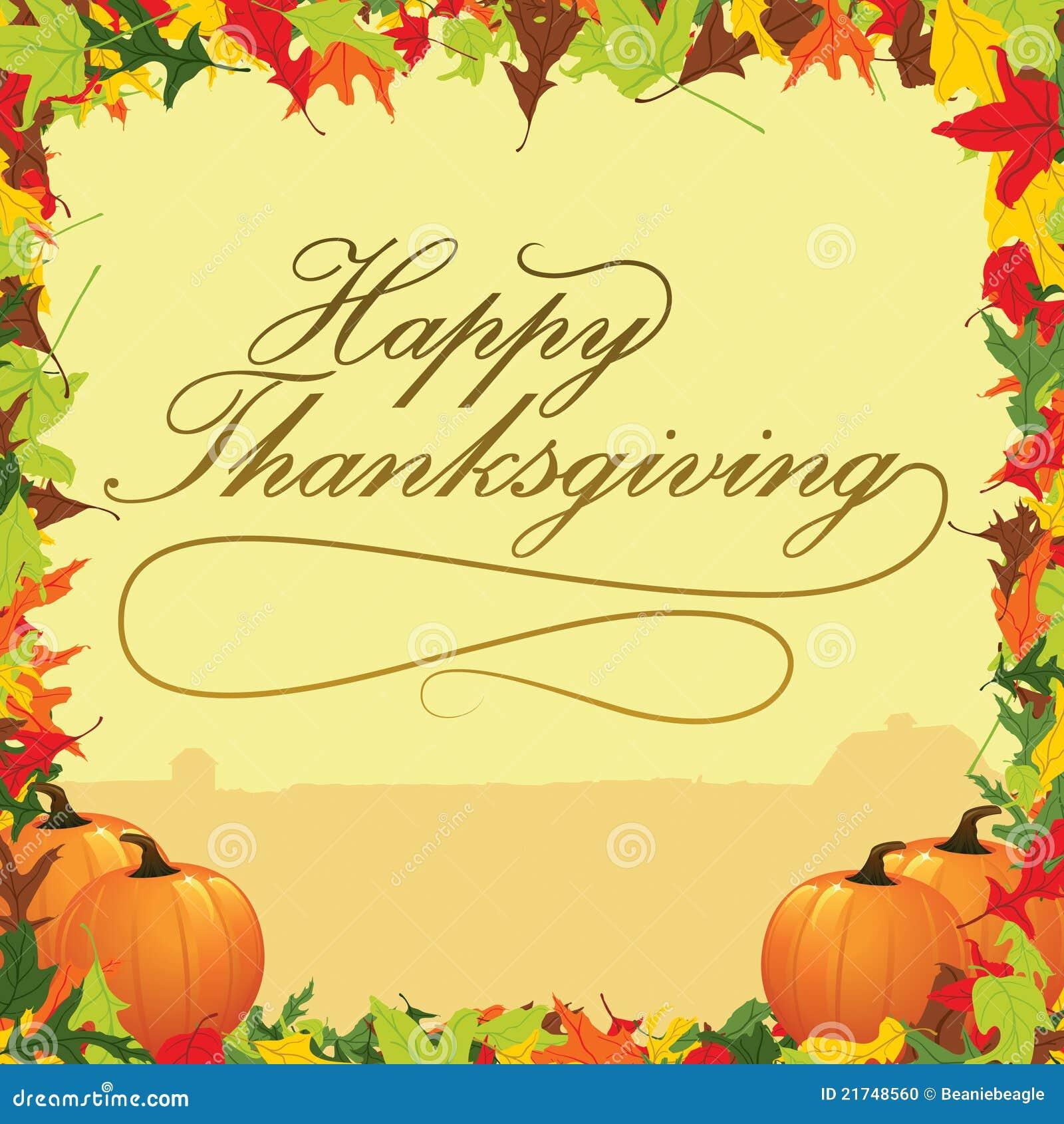 Gelukkige Dankzegging