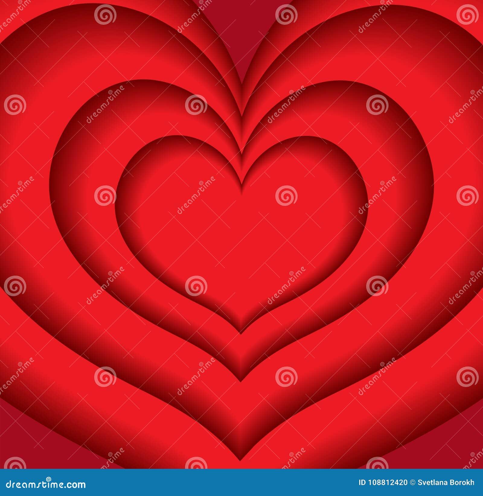 Gelukkige de dagachtergrond van Valentine ` s, malplaatje voor uw ontwerp Vector illustratie