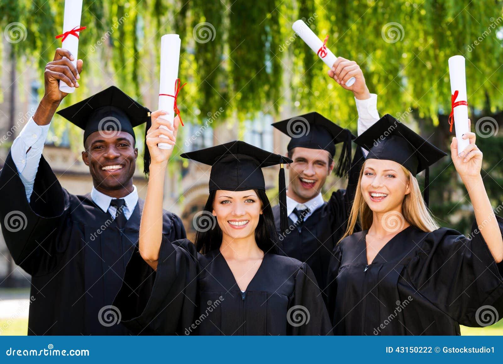 Gelukkige Gediplomeerden