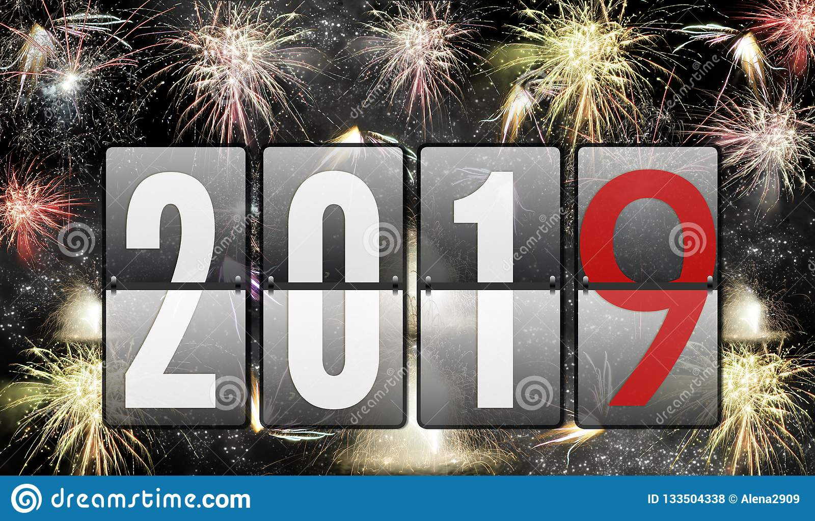 2019 Gelukkige Nieuwjaren