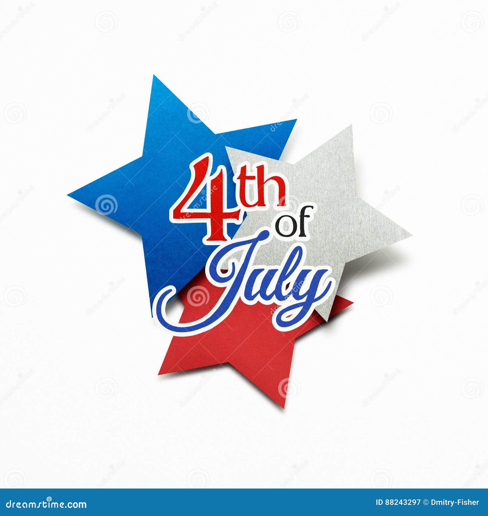 Gelukkige 4 van Juli