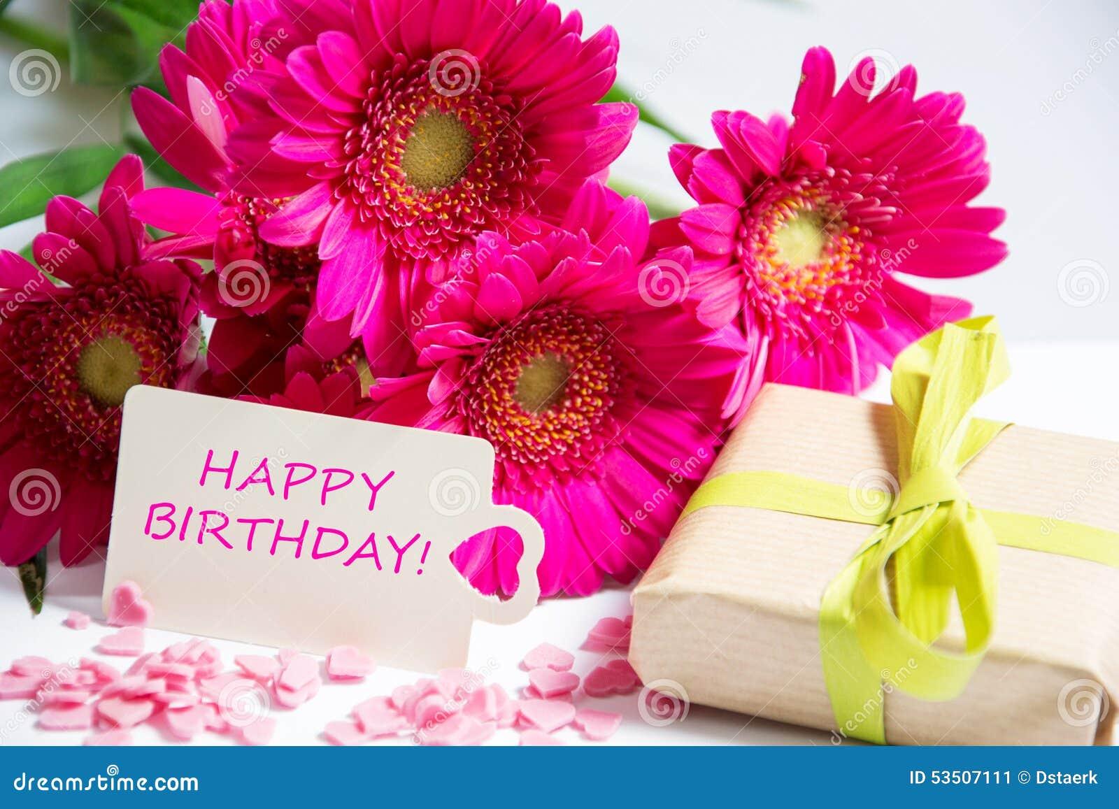 Gelukkige Verjaardag Stock Afbeelding Afbeelding Bestaande