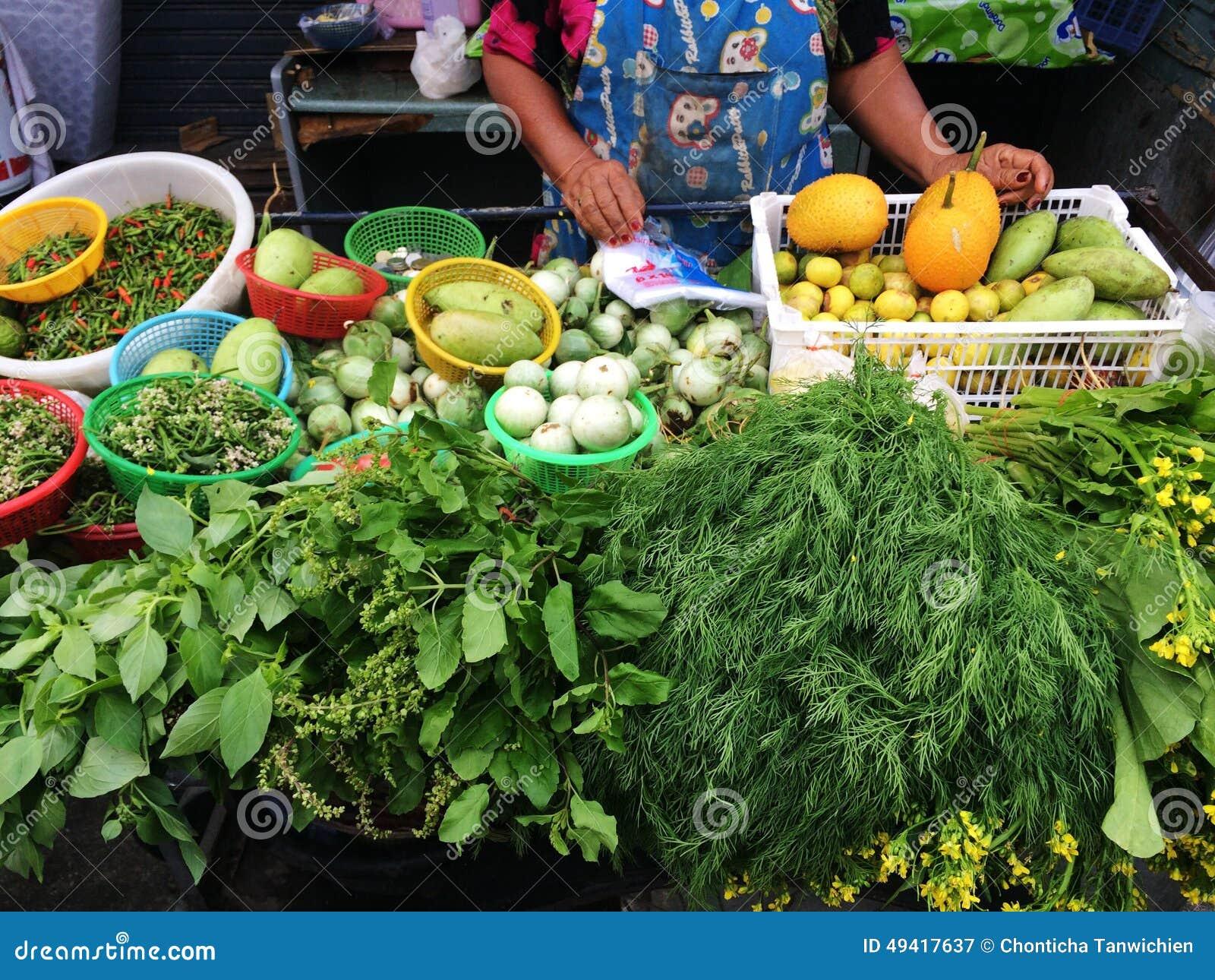 Gemüsestall