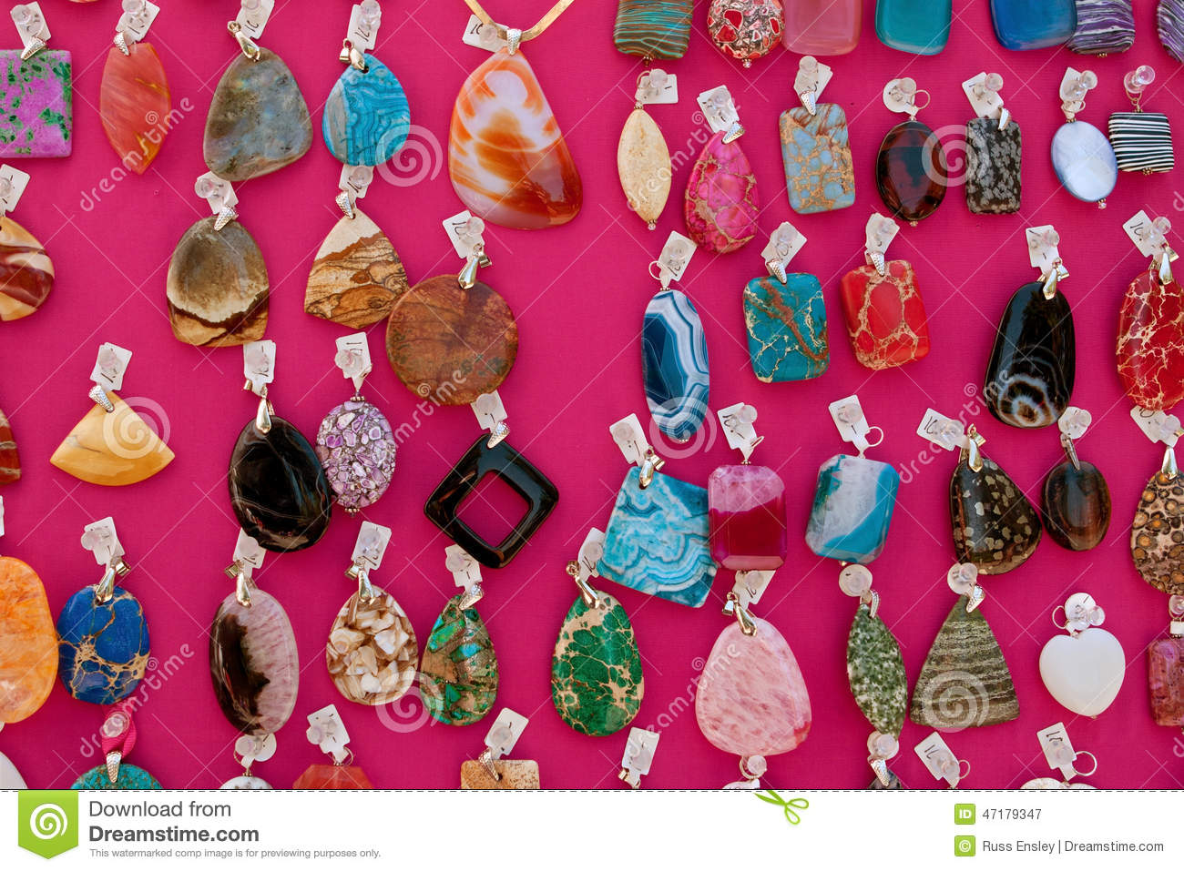 Gem stone earrings displayed at arts and crafts festival for Arts and crafts festival