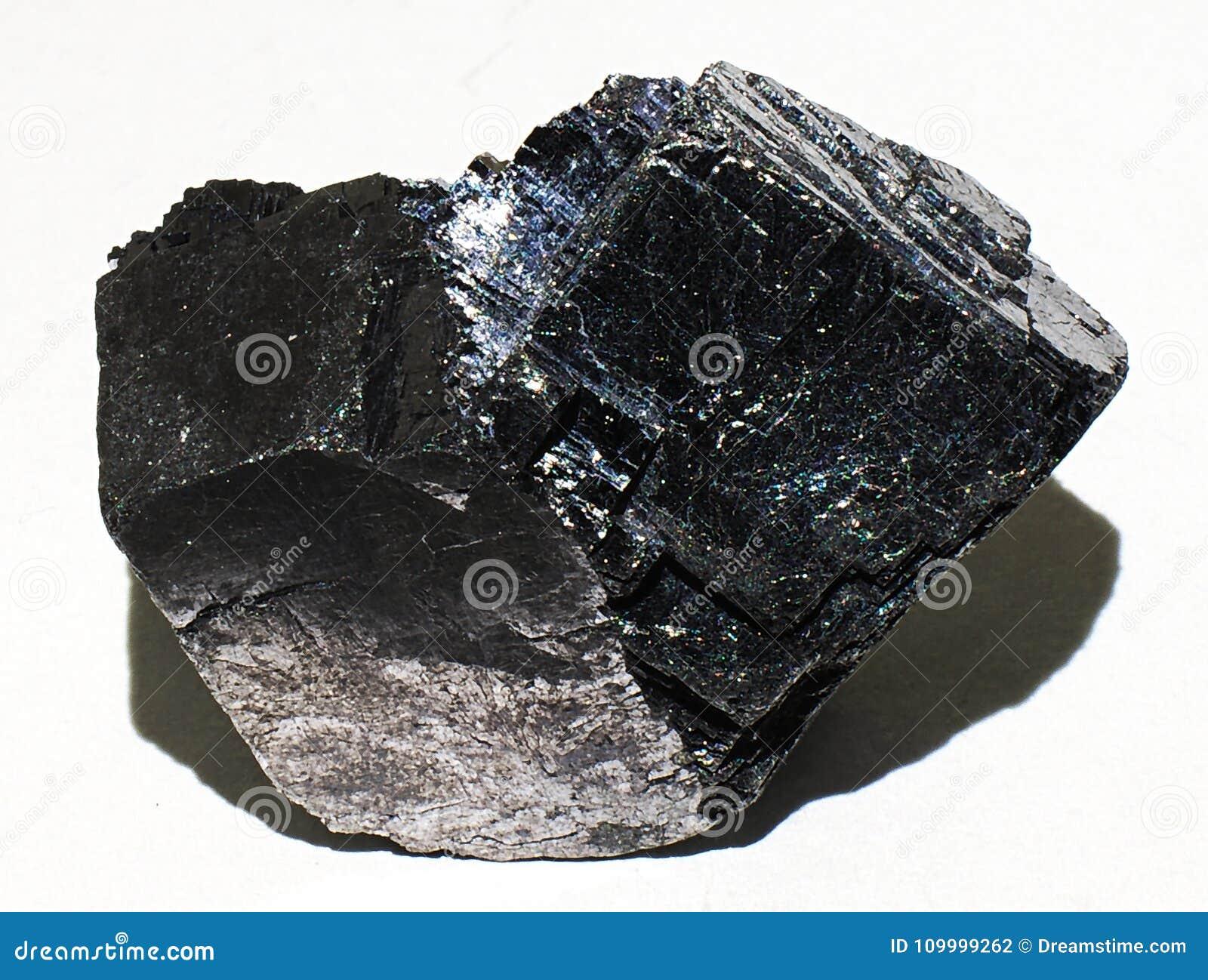 Gema de cristal de pedra mineral da ligação do galeno