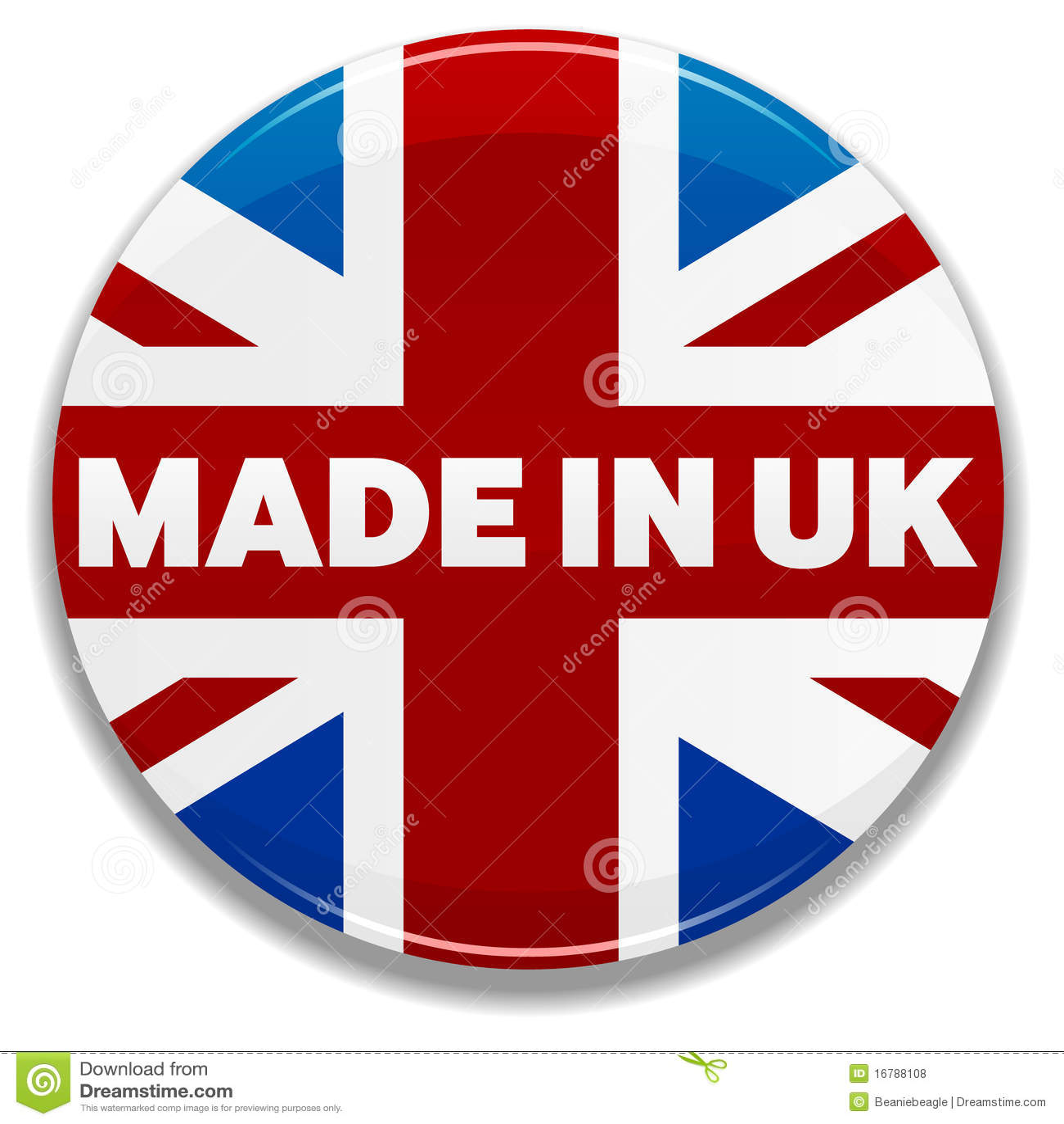 Gemaakt in het UK