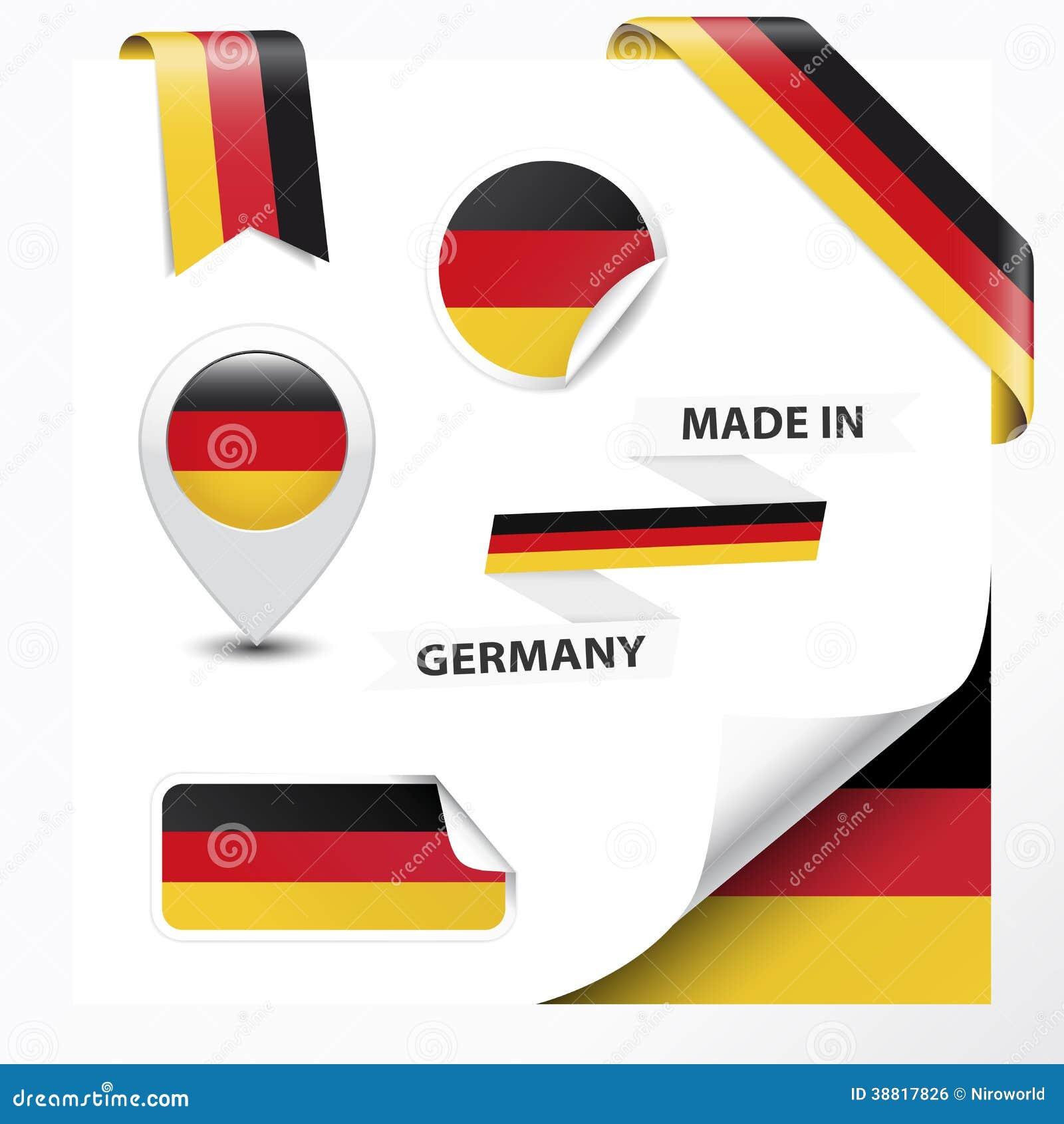 Gemacht in Deutschland-Sammlung