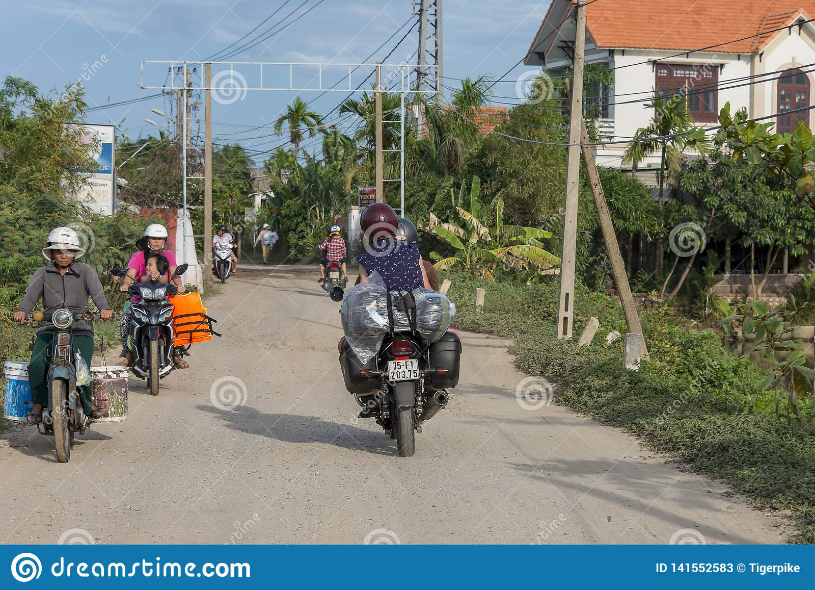 Gemakkelijke Ruiters Vietnam