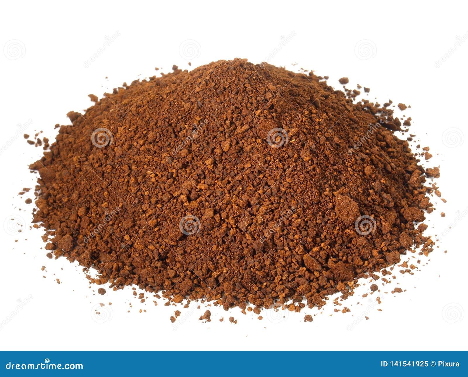 Gemalen Chagapaddestoel - Gezonde Voeding