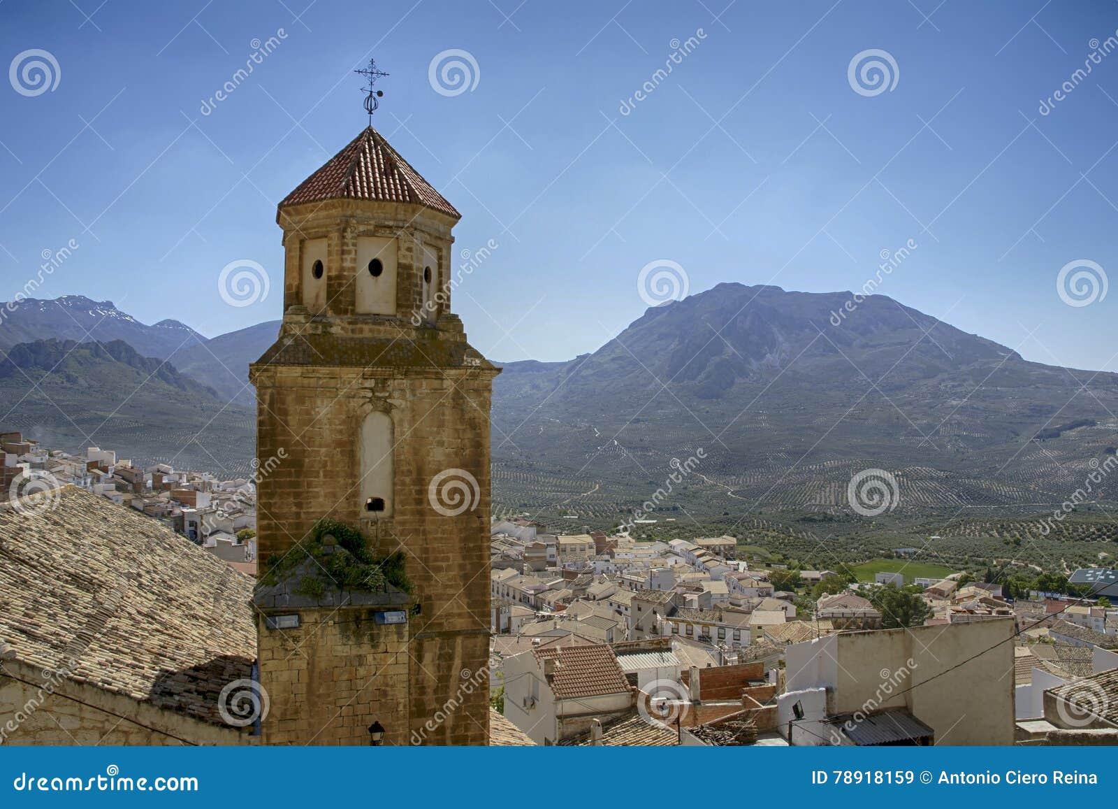 Gemeenten van de provincie van Jaén, Bedmar en Agosie Bosch