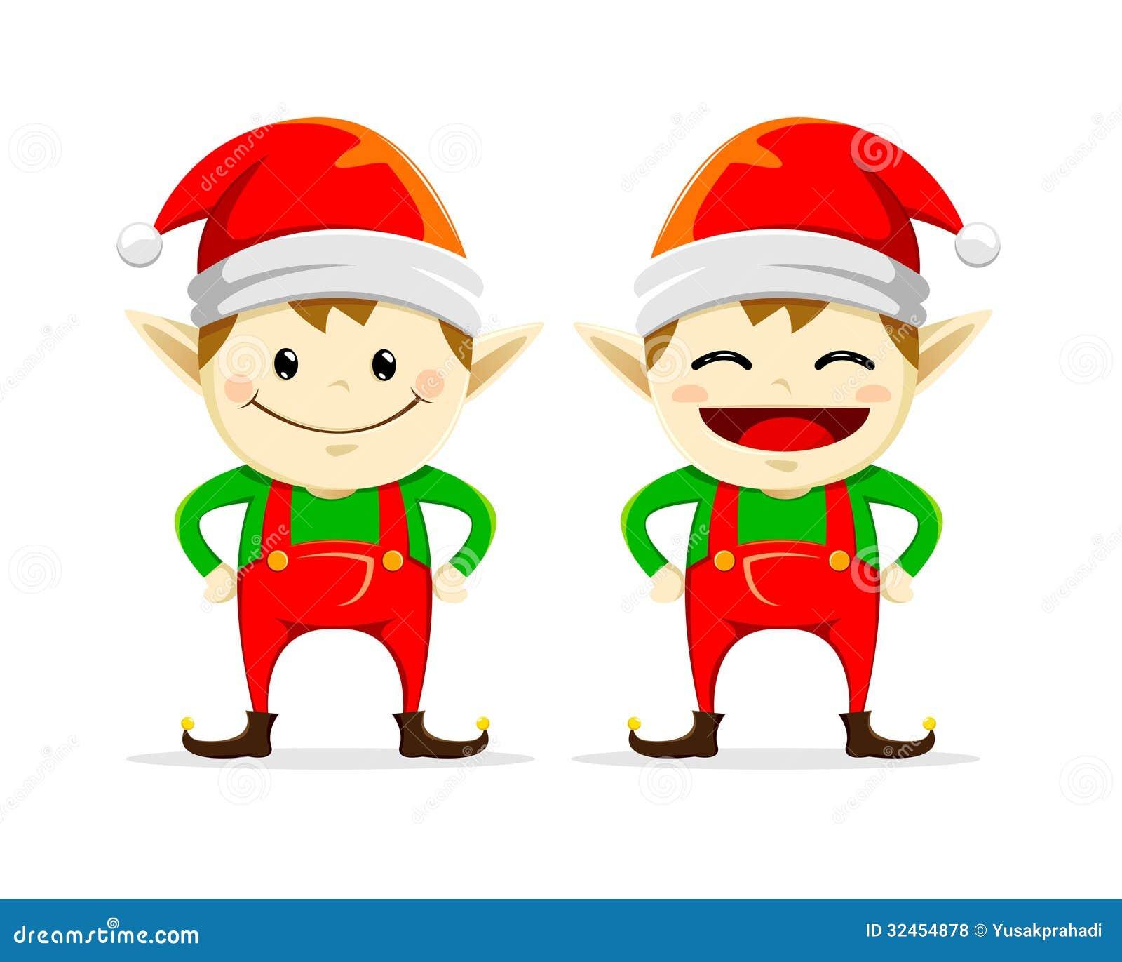 Gemello di Elf di Natale