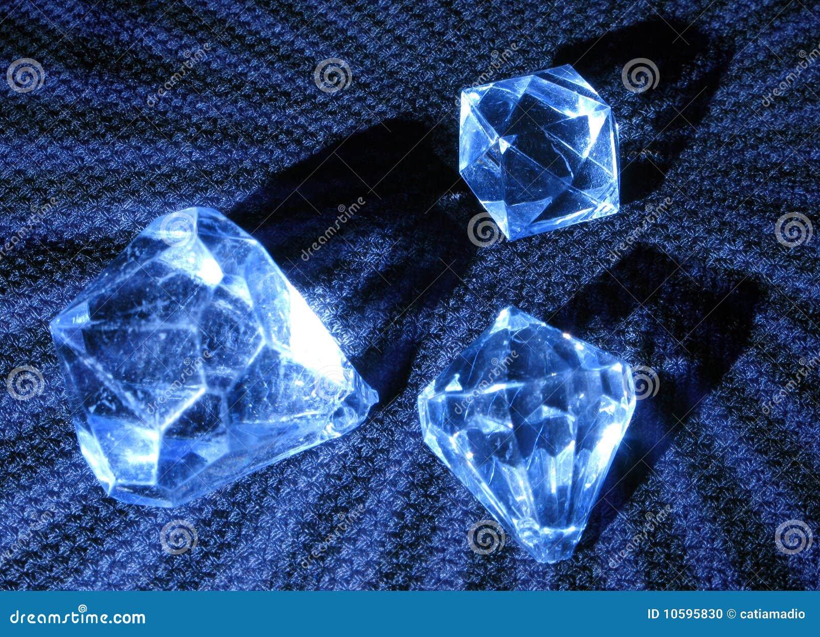 Gemmes bleues