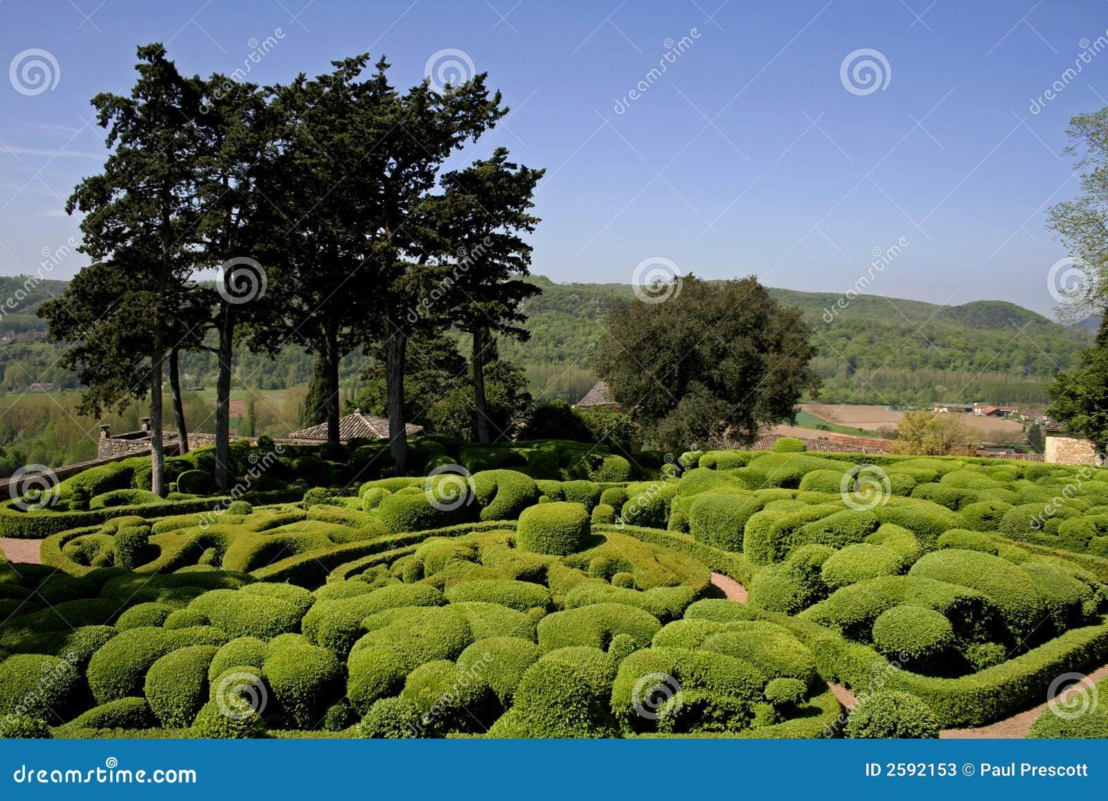 Gemodelleerde tuinen