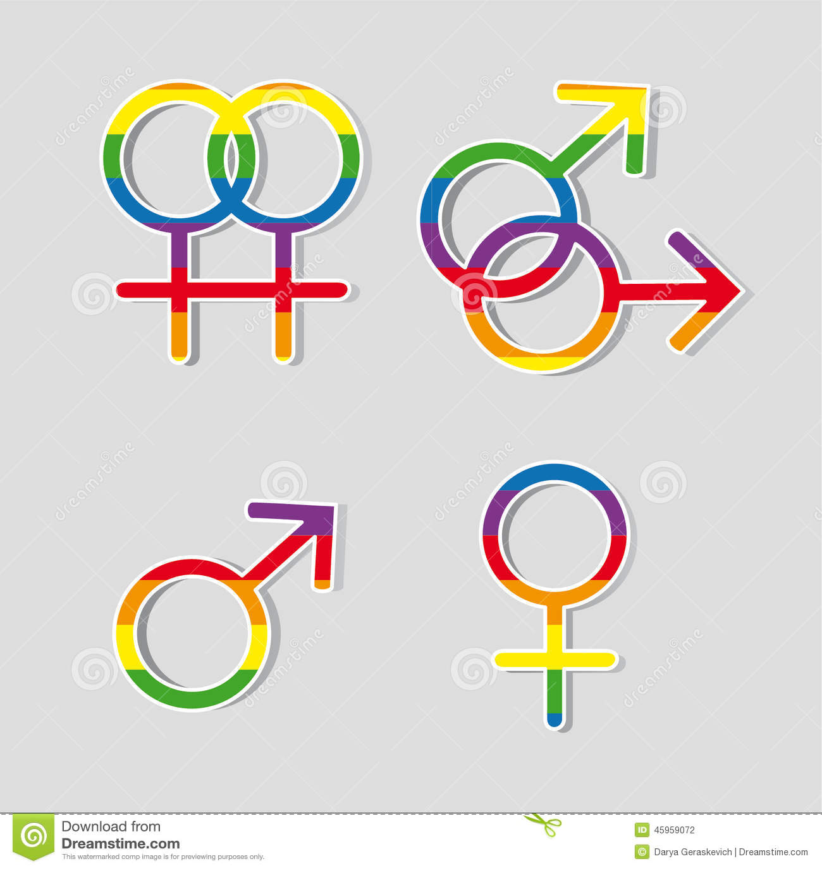Czeshop Images Rainbow Lgbt Symbol