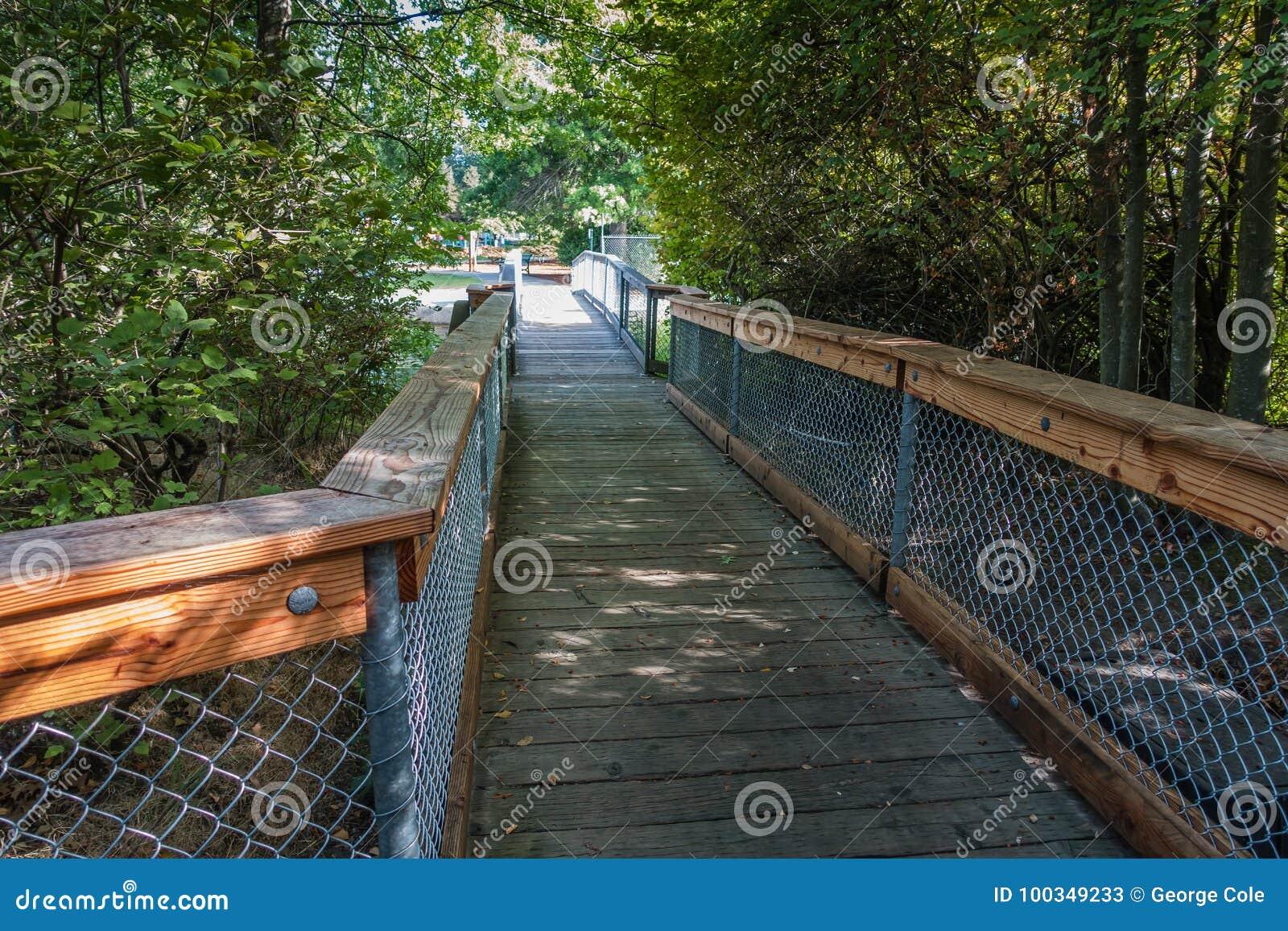 Gene Coulon Park Bridge 3