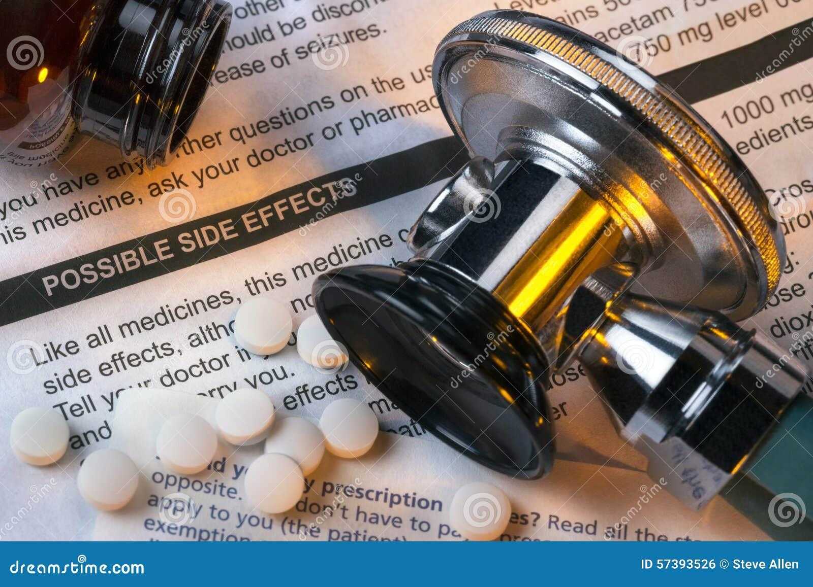 Geneeskunde - Bijwerkingen - Drugs
