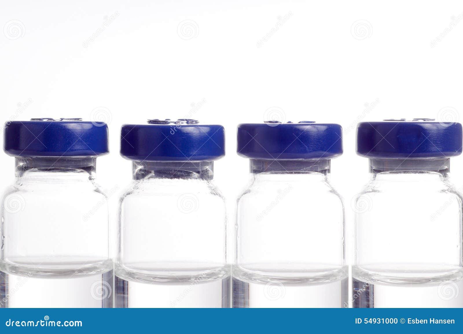 Geneeskunde in Flesjes